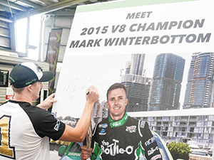 Mark Winterbottom At The Victorian Supershow blog