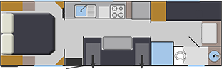 Balistic Custom Family Bunks Layout