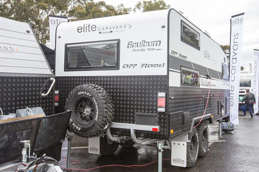 Elite Caravans Luxury And Off Road Caravans