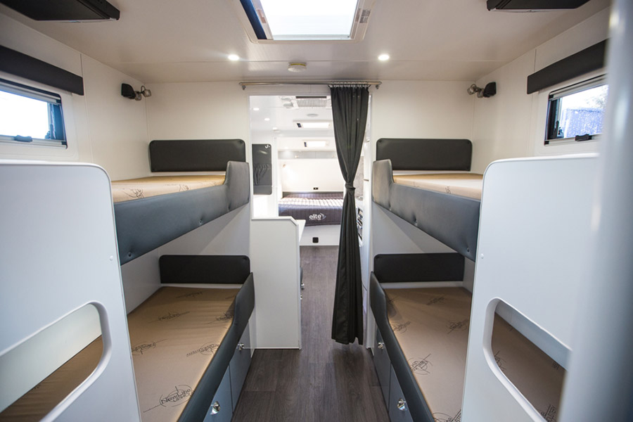 Elite Caravans Hume Series 4 4 Bunk