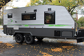 Goulburn 1810 Off Road Caravan