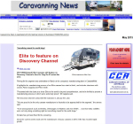 Carvanning News, Elite Caravans To Feature On The Discovery Channel Article