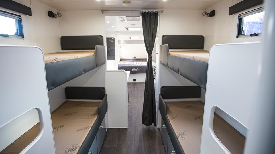 Elite Caravans Family Caravans