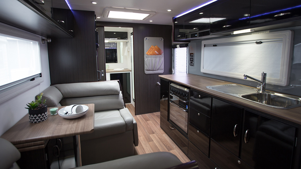 Elite Caravans - Luxury Caravans