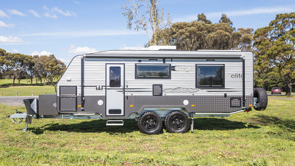 Elite Caravans Off Road Caravans