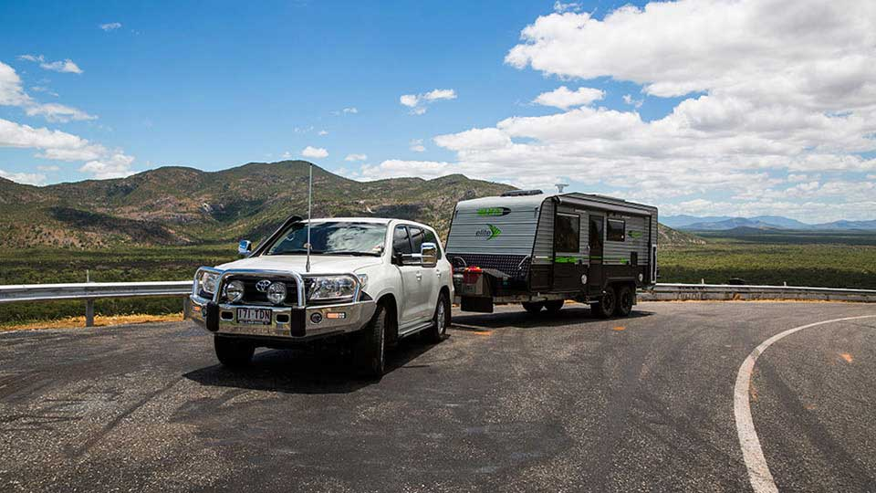 Balistic Off Road Caravan 2